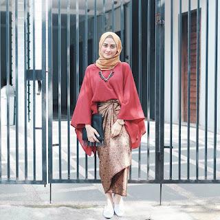 Kebaya Kutubaru Muslim