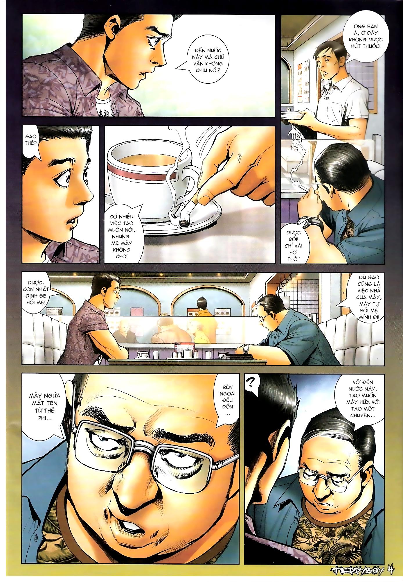 Người Trong Giang Hồ - Chapter 1302: Lịch sử lặp lại - Pic 3