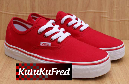 Fred's Authentic Pearl, Fashion and Beauty Stuff: PO Vans