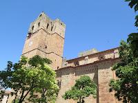 lateral catedral de Sigüenza