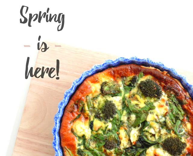 Healthy Spring Recipe Ideas
