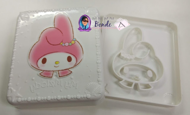 MY MELODY SANDWICH SHAPING GAME HAPPY MEAL