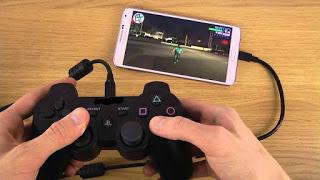 Game android yang dapat dimainkan menggunakan stik
