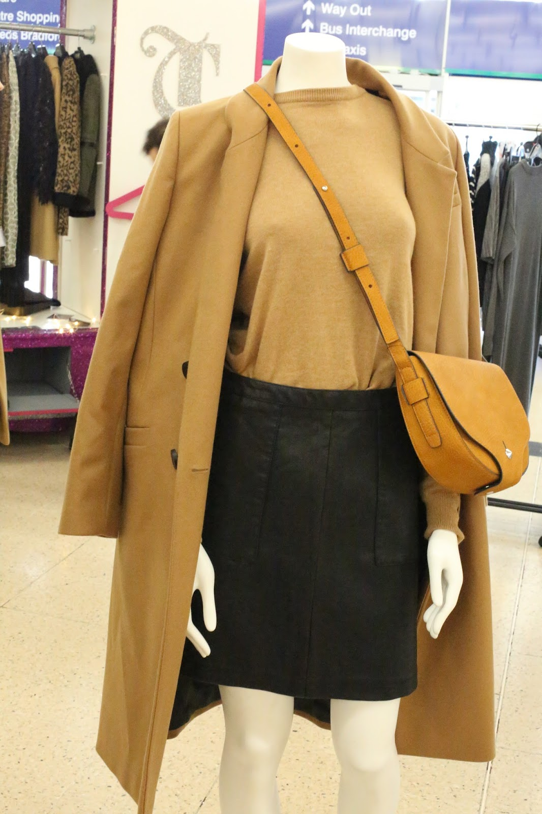 m&s winter coat