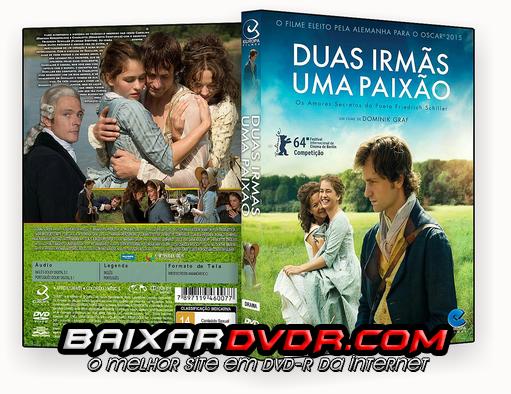 DUAS IRMÃS, UMA PAIXÃO (2014) DUAL AUDIO DVD-R OFICIAL