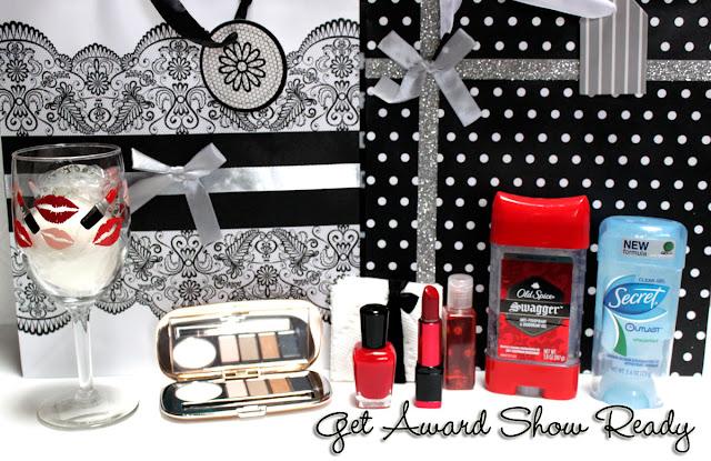 Monroe Misfit Makeup Beauty Blog Get Award Show Ready