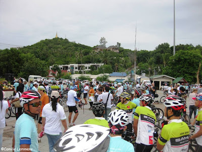 Car free week Koh Samui