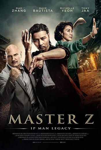 Master Z Ip Man Legacy 2018 ORG English BluRay 720p 900MB ESubs poster