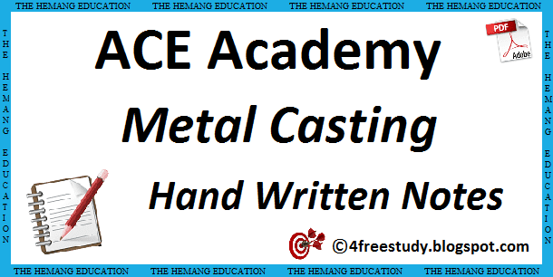 ACE Academy TOPPERS NOTES for GATE ECE 2019 [Latest] Free ...