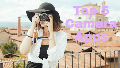 Top 5 camera apps for android techforindian