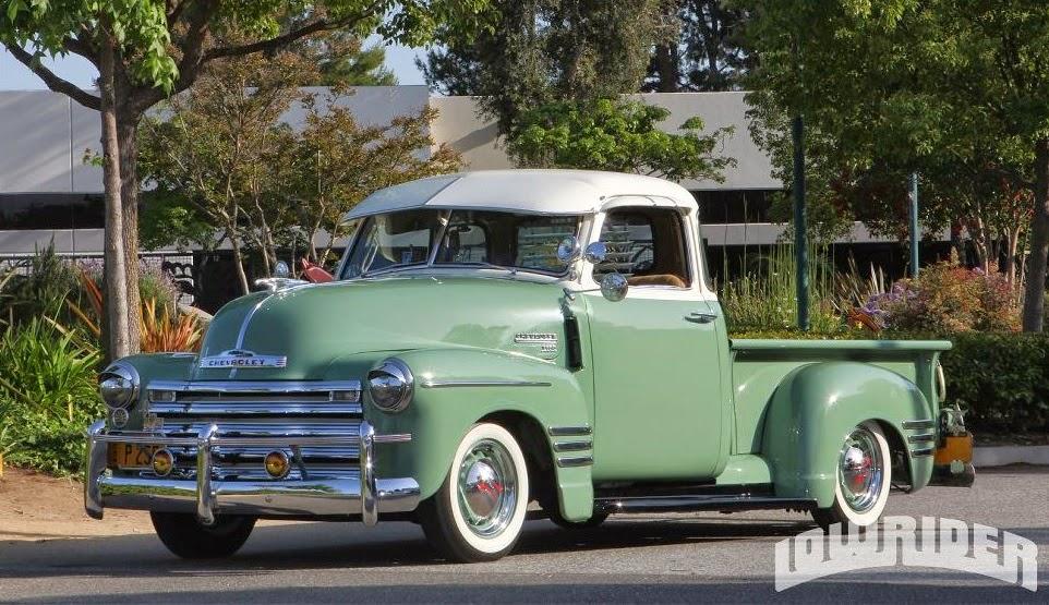 Vintage Chevy Trucks >> Nostalgia on Wheels: Chevy 3100 Bomb Trucks