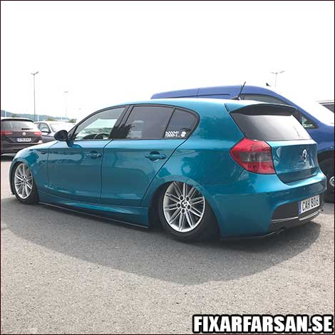 Luftfjädring-BMW-1-Serie