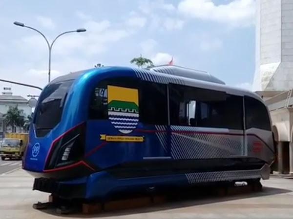 Harga tiket Metro Kapsul Bandung