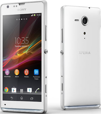 Sony Xperia SP Complete Specs and Features