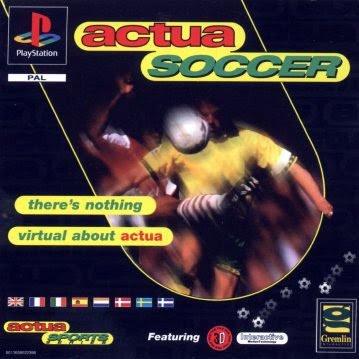 Actua Soccer (1995) 1
