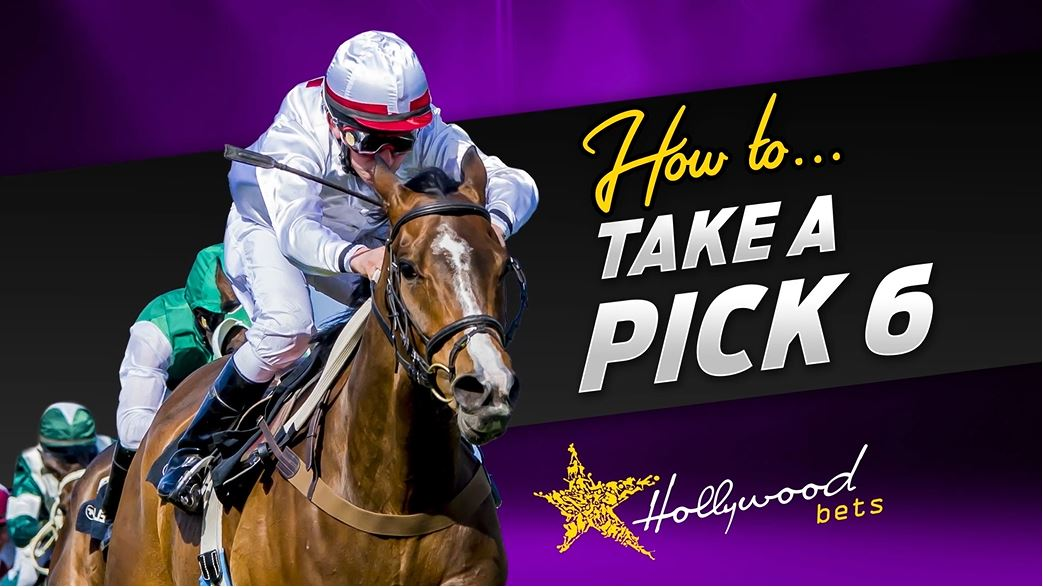how to bet a pick 6 on horses