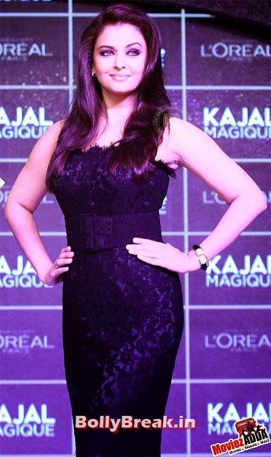 Aishwarya Rai Bachchan in lace dress, Pics of Bollywood Actresses in Lace Dresses - who looks the Hottest?