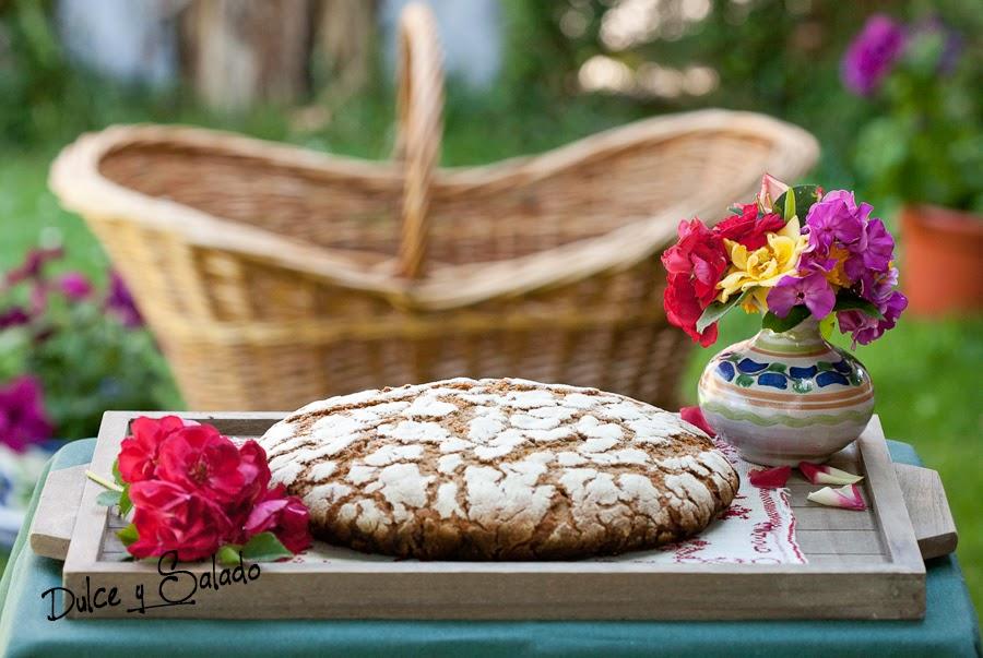 Broa o Pan de Maiz