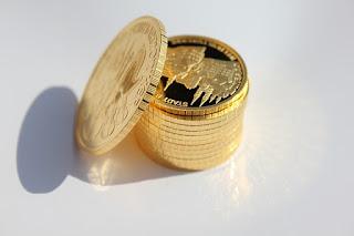 Emas koin, investasi emas
