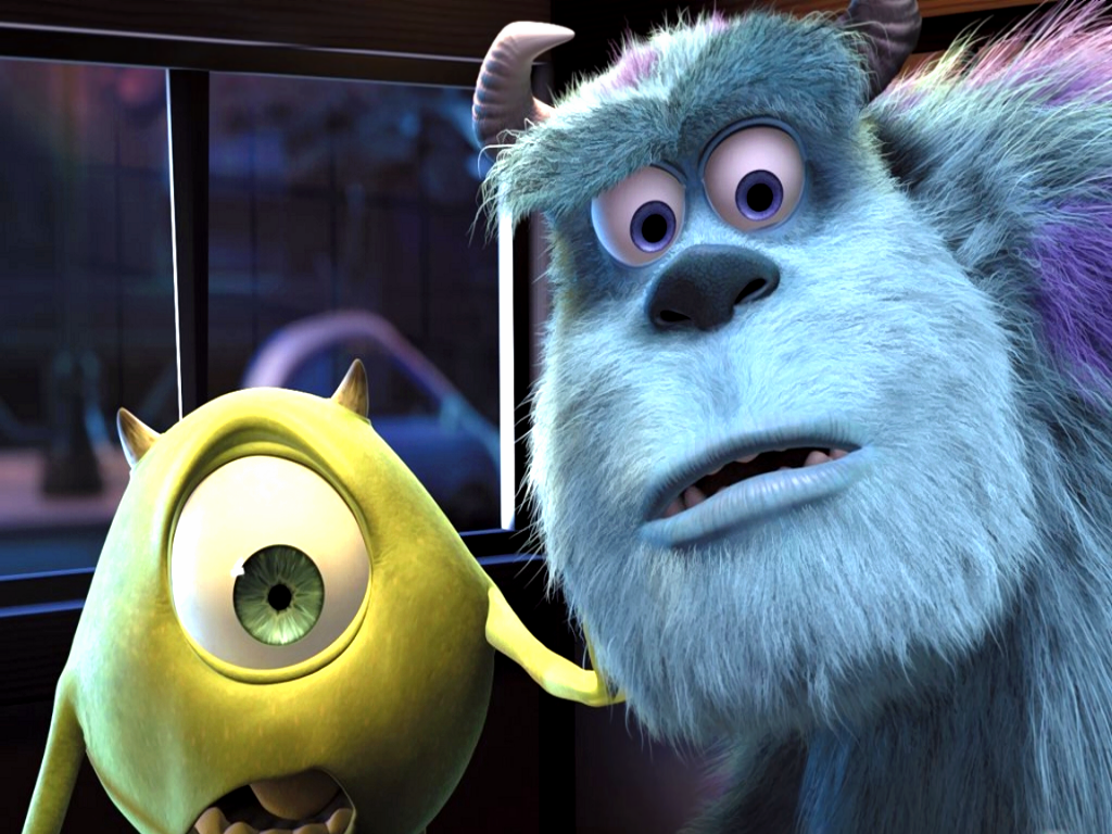Cars  Monsters Inc