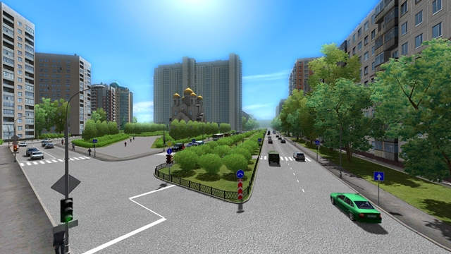 City Car Driving Home Edition PC Full Español