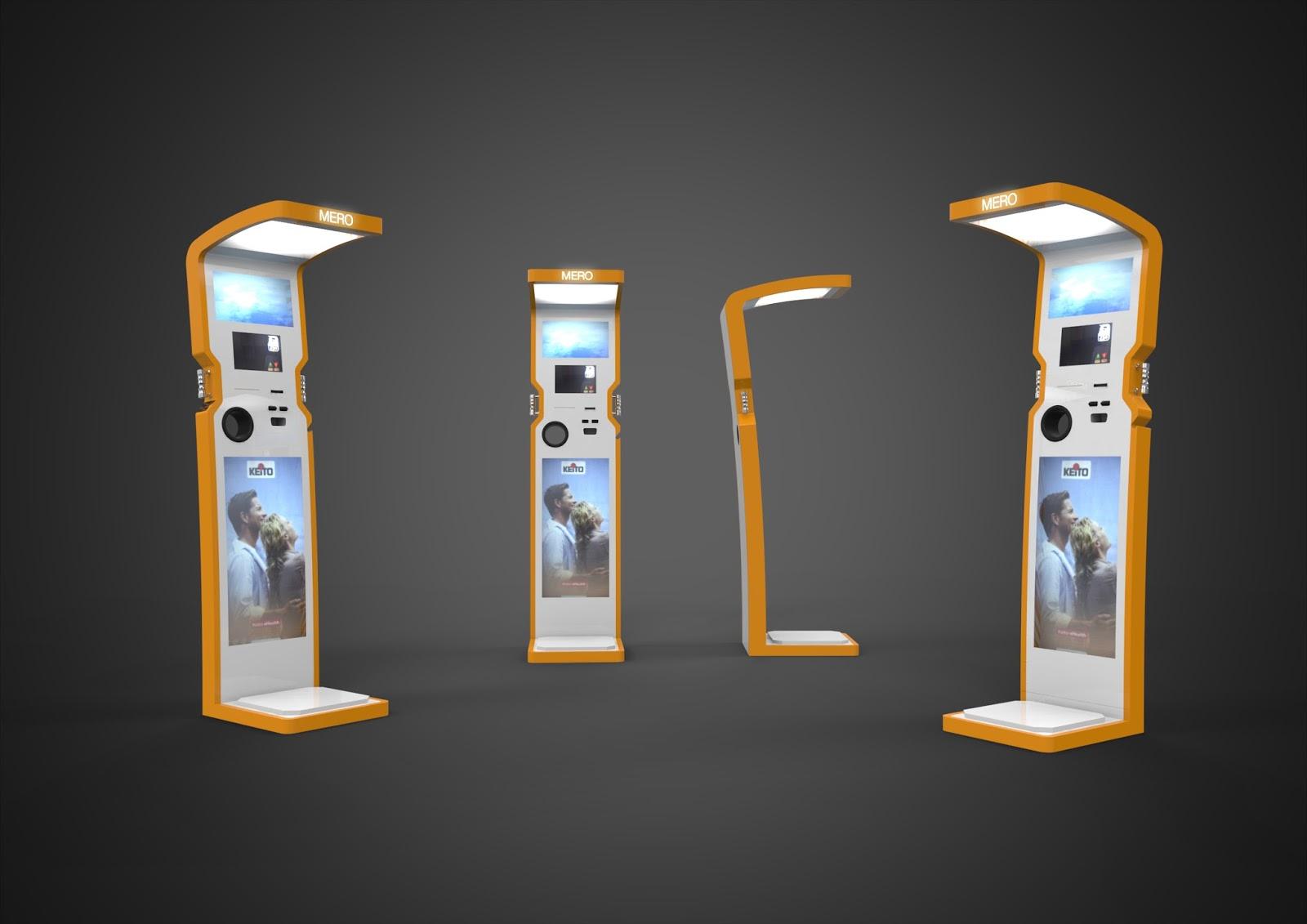 Self Service Kiosks and Digital Signage: Digital Advertising