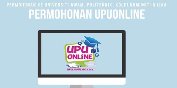 permohonan upu 2018 online UA IPTA Politeknik ILKA
