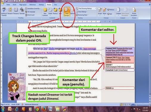 bagaimana cara merevisi naskah?