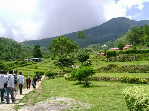 Wisata Bandungan Ambarawa - Wisata Alam Pegunungan