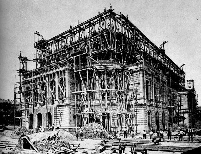 História da Velha Ópera