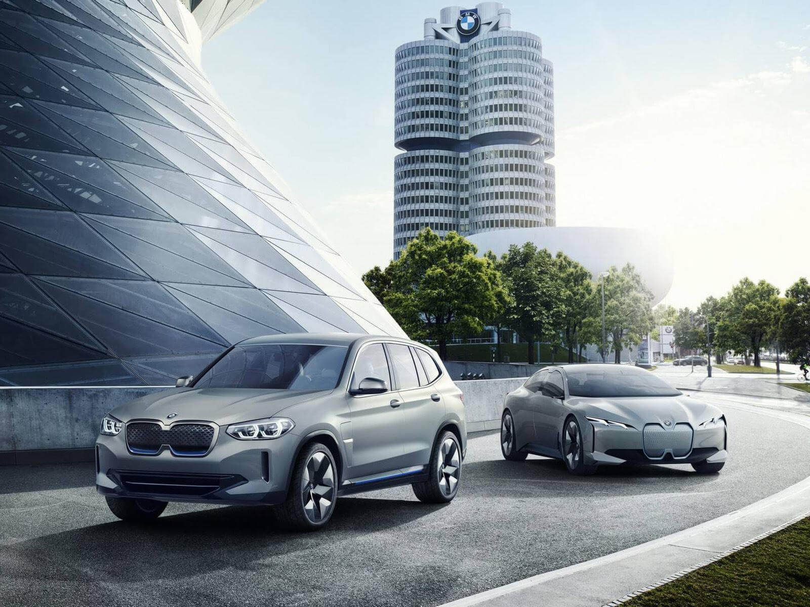 BMW Predicts EVs To Make Up 25 Percent Of Sales By 2025