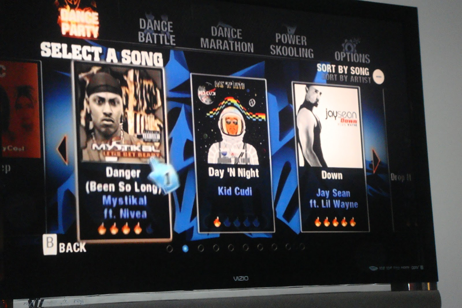 Hip Hop Dance Wii Game Review #UBIChamps - Boyz Rule