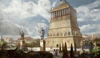 Lăng mộ Halicacnax