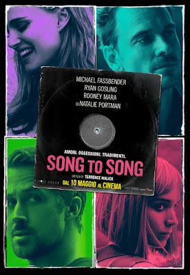 Song To Song Malick Film