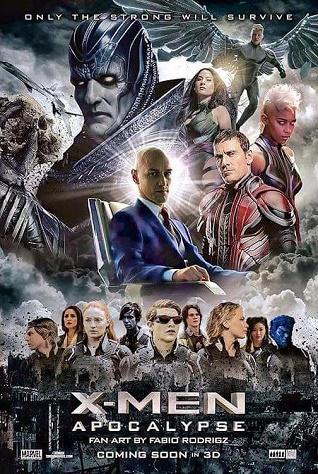 Dị Nhân: Cuộc Chiến Chống Apocalypse - X Men: Apocalypse