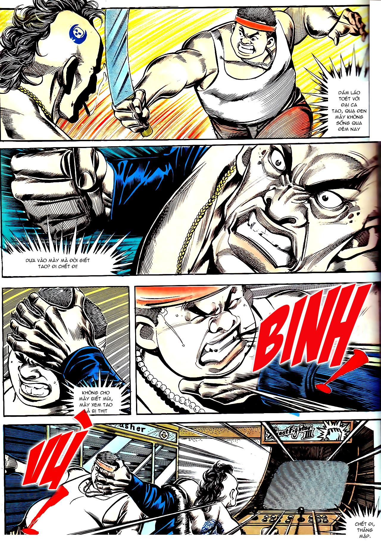 Người Trong Giang Hồ chapter 154: nam đẹp trai trang 18