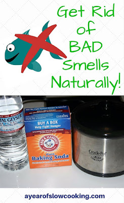 No need to put lots of chemicals into your home's air to get rid of smells. This is a natural and non toxic way to eliminate odors from your house naturally!!