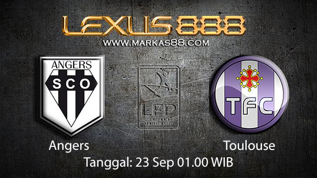 Prediksi Bola Jitu Angers vs Toulouse 23 September 2018 ( French Ligue 1 )