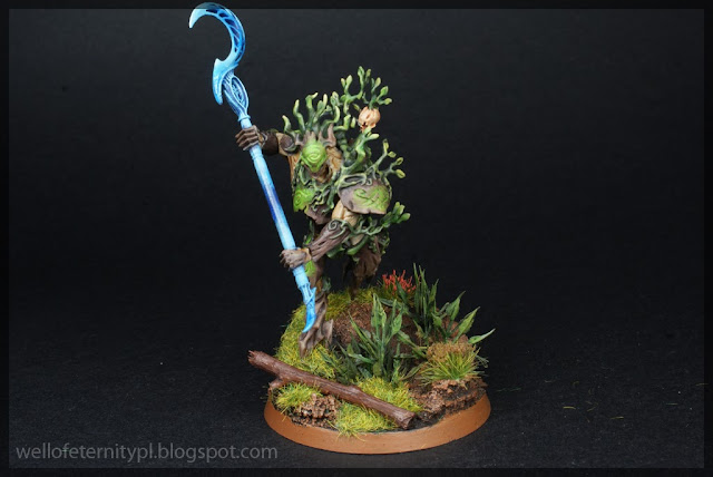 Warhammer Age of Sigmar Fantasy Miniatures Sylvaneth Kurnoth Hunters Painted