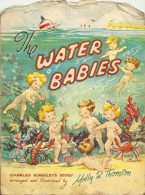 """The Water Babies"" Charles Kingsley"