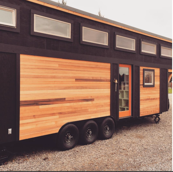 Townsend From Woodsman Tiny Homes