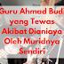 Guru Ahmad Budi yang Tewas Akibat Dianiaya Oleh Muridnya Sendiri