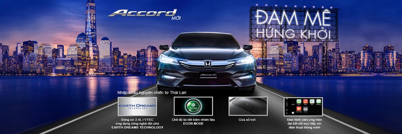 Honda Accord Hai Phong