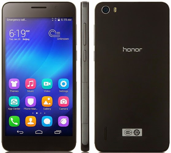 Harga hp Huawei Honor 6 H60-L01 android Kitkat quad core