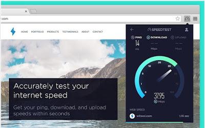 Cara Mengetahui Kecepatan Internet Menggunakan Ekstensi di Google Chrome