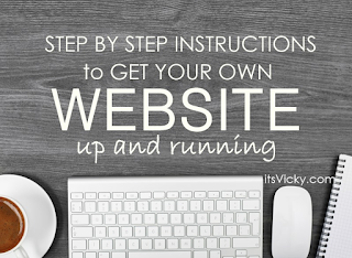 Steps on How To Get Your Website Up And Running