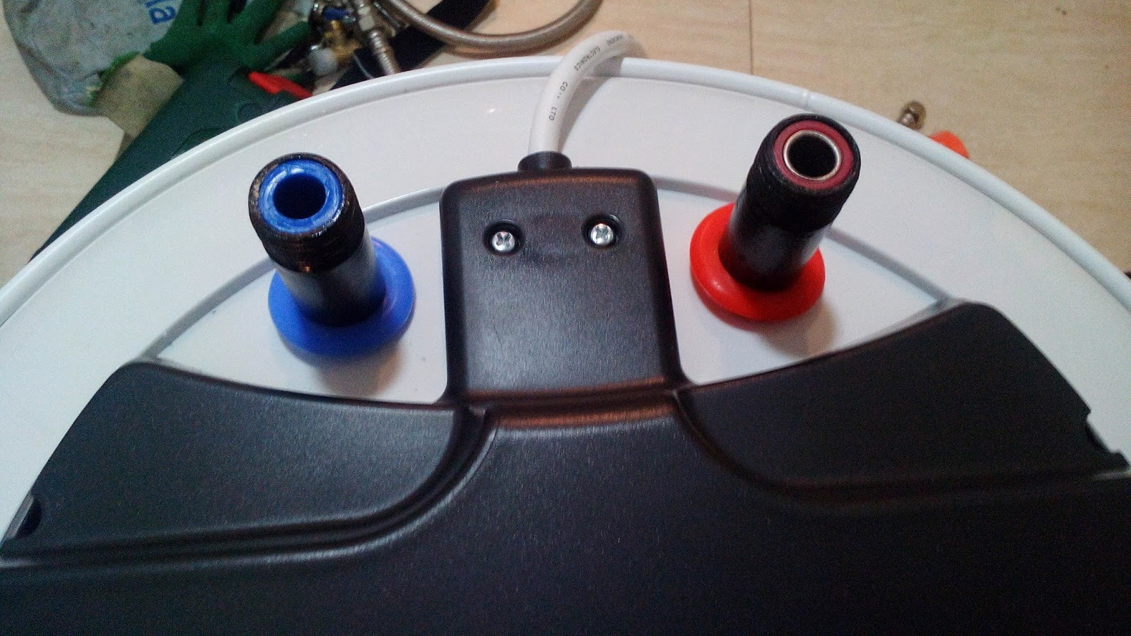 El termo electrico no calienta finest cheap trendy finest for Grifo termostatico no calienta