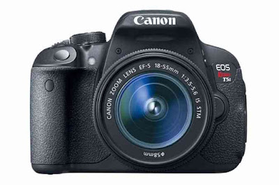 Canon T5i Manual
