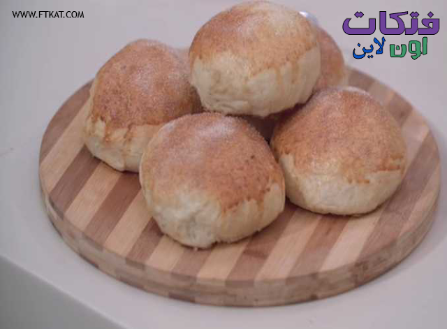 طريقة عمل خبز البرجر الخفيف والهش جدا