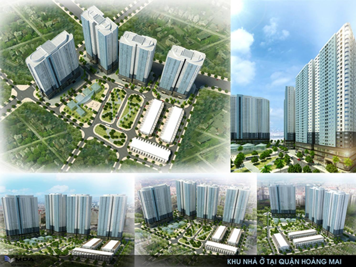 Bảng giá biệt thự, chung cư Gelexia Riverside  - Geleximco 885 Tam Trinh